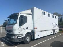 Camion van per trasporto di cavalli Renault Midlum 220 DXI