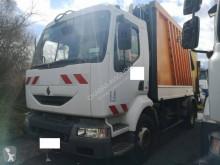 Camion Renault Midlum 210.15 benne occasion
