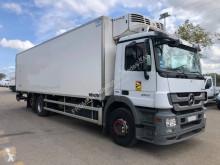 Kamion Mercedes Actros 2532 chladnička mono teplota použitý