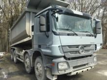 Lastbil Mercedes Actros 4146 8x4 4 Achs Muldenkipper Fg: L951846 ske brugt
