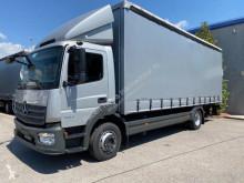 Camión tautliner (lonas correderas) Mercedes Atego 1224 L