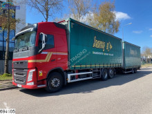 Volvo tautliner trailer truck FH