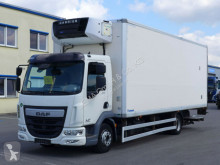 Грузовик DAF LF LF220*Euro6*Carrier Supra 850*LBW*Seitentür*12to холодильник б/у