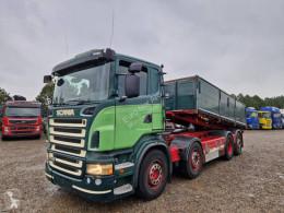 Camion pompiers Rosenbauer Simba 6x6 Brandslukningskøretøj