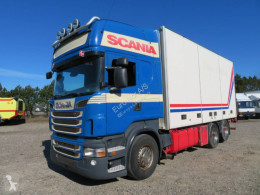 Lastbil chassis Scania G450 8X2*6 ADR CHASSIS EURO 6
