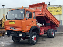 Camión Iveco 256M19 Kipper V8 Good Condition volquete usado