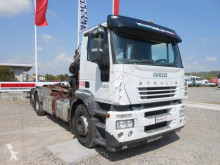 Camion polybenne Iveco Stralis AD 260 S 43
