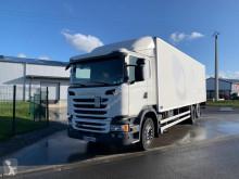 Camión furgón Scania G 360