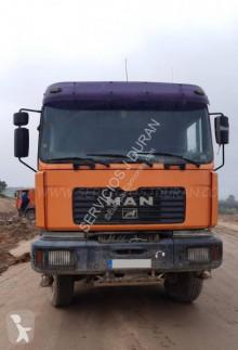 Lastbil tippelad offentlige arbejder MAN F2000 33.360