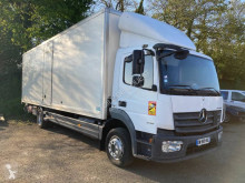 Mercedes Atego 1218 NL truck used plywood box