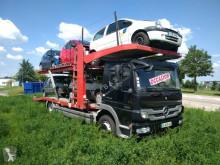 Camión Mercedes Atego 1524 NL portacoches usado