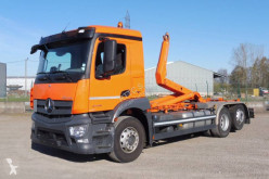 Camion Mercedes Antos polybenne occasion
