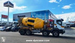 Camion calcestruzzo rotore / Mescolatore Renault Kerax 370
