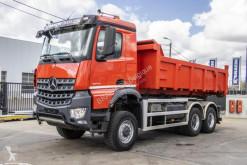 Lastbil Mercedes Arocs polyvagn begagnad