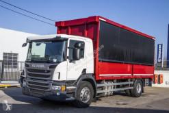 Kamion Scania P 250 dodávka míchadlo použitý