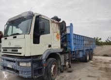 Camion benne à ferraille Iveco Magirus 260 E 35