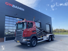 Scania R 380 truck used hook arm system