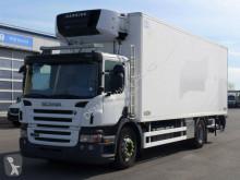 Camion frigo Scania P P280*Euro5*Carrier Supra950*Retarder*Rohrbahnen*
