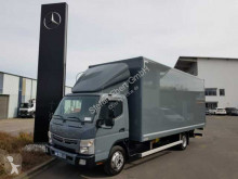 Camion Mitsubishi Canter Fuso Canter 7C18 Koffer + LBW Klima Schalter fourgon occasion