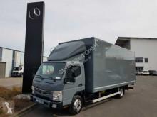 Camión Fuso Canter Mitsubishi Canter 7C18 Koffer+LBW Klima Schalter furgón usado