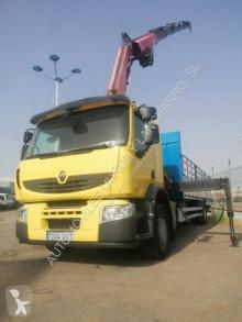 Camion Renault Premium 320.18 plateau occasion