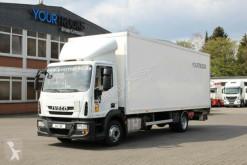 Camion Iveco Eurocargo ML120E19 EURO 6 Koffer 7,5m/Klima /LBW furgone usato