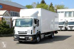 Lastbil transportbil Iveco Eurocargo ML120E19 EURO 6 Koffer 7,5m/Klima /LBW