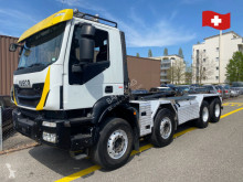 Iveco hook lift truck Trakker 340t45 trakker 8x4