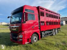 Camión remolque ganadero para ganado bovino MAN TGX 18.440 XXL