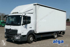 Camion Mercedes Atego 821 L Atego, Euro 6, 43.000km, Klima, 3. Sitz centinato alla francese usato