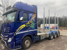 Camion Mercedes-Benz Actros 3563 L 8x4 Truck chassis châssis occasion