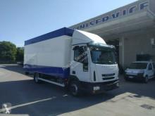 Kamión dodávka dvojitá podlaha Iveco Eurocargo ML 75 E 19 P