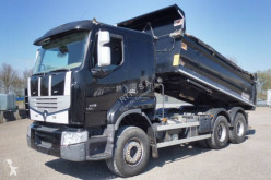 Lastbil vagn för stengrundsläggning Renault Premium Lander 460.26