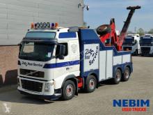 Camión Volvo FH16 660 de asistencia en ctra usado