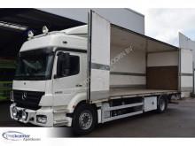 Ciężarówka Mercedes Axor 1829 furgon używana
