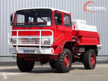 Kamión Renault M180 -Feuerwehr, Fire brigade -3.500 ltr watertank - Expeditie, Camper požiarne vozidlo ojazdený