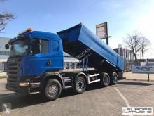 Camion Scania R 480 ribaltabile usato