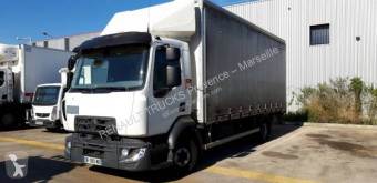 Camion fourgon polyfond Renault Gamme D