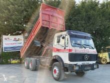 Camion benne Enrochement Mercedes 2628