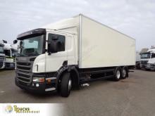 Lastbil kassevogn Scania P 320