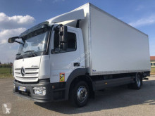 Camion Mercedes Atego 1224 L fourgon polyfond occasion