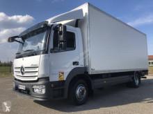 Kamión dodávka dvojitá podlaha Mercedes Atego 1224 L