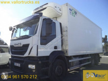 Camion Iveco Stralis 260 S 36 frigo multitemperature usato