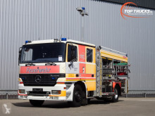 Camion Mercedes Actros 1853 pompiers occasion