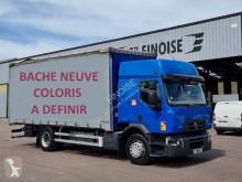 Kamión plachtový náves Renault Gamme D 16