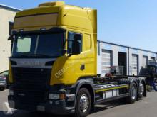 Kamion podvozek Scania R R 450*Euro 6*Retarder*Topline*Klima*TÜV*