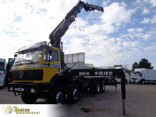 Camion cassone Mercedes SK 3535