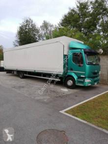 Camion Renault Midlum 210 centinato alla francese usato