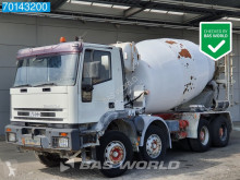 Camión Iveco 350 Manual Big-Axle Steelsuspension hormigón cuba / Mezclador usado
