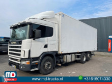 Camion fourgon Scania 124 400 manual